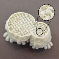 Наполнение Infill 3д модели распечатанной на 3d принтере