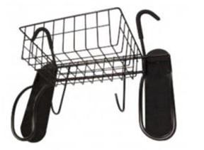 подставка под велосипед с двумя крюками