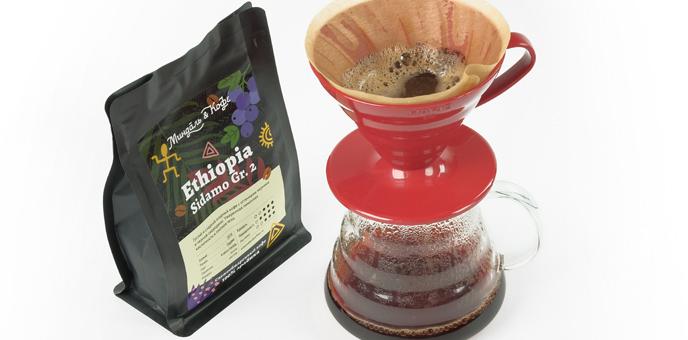 Как заваривать фильтр кофе