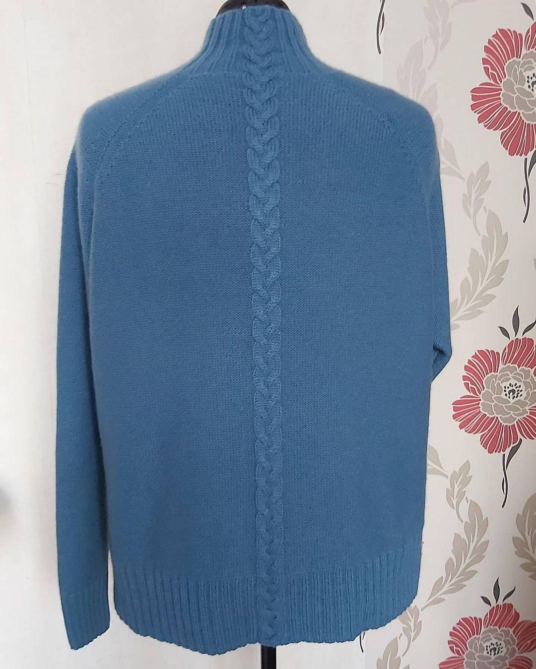 sarlag yarn sweater