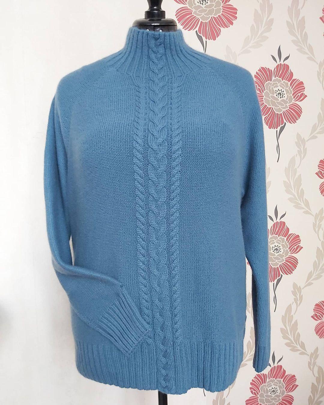 свитер из монгольского кашемира сарлаг