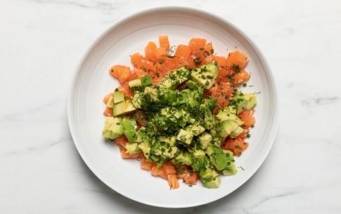 Салат из лосося с авокадо, фото 3
