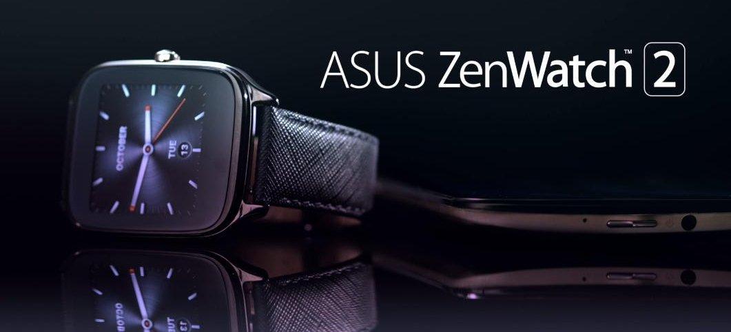 ASUS ZenWatch 2 WI502Q