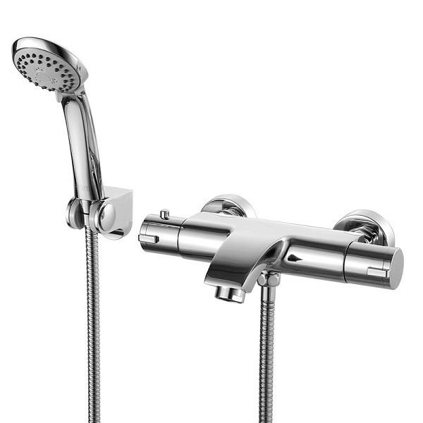 Смеситель для ванны Iddis Thermolife