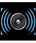 Full stereo sound