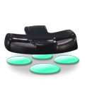 Floating D-pad