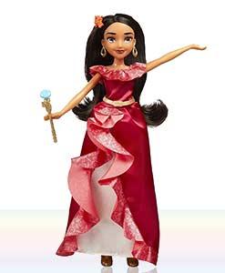 Кукла Елена Принцесса Авалора со скипетром