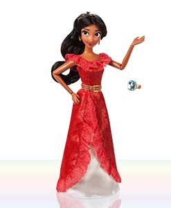 Кукла Елена Принцесса Авалора с кольцом