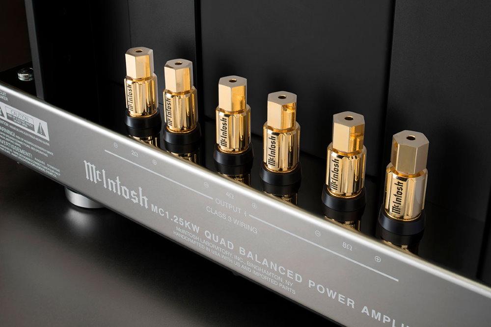 1-канальный усилитель McIntosh MC1.25KW