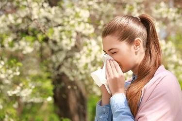весна болезнь