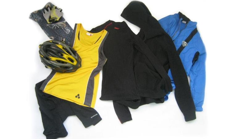 Одежда для велопохода