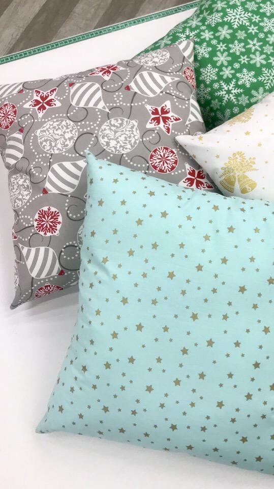 Купить ткани для декоративых подушек