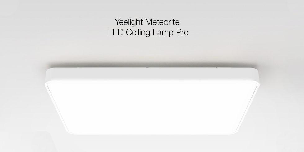 Потолочная лампа Yeelight Meteorite LED Ceiling Lamp Pro (960 x 640 mm) (YLXD08YL)