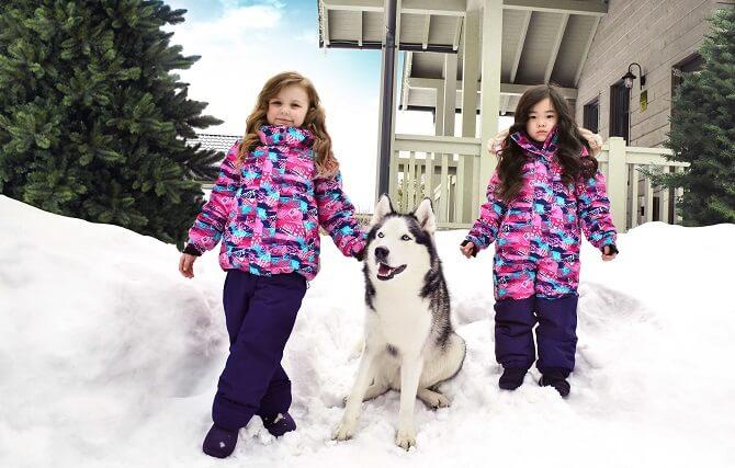Комбинезон Premont Северное сияние Юкона Sport WP81101 купить в интернет-магазине Premont-shop!