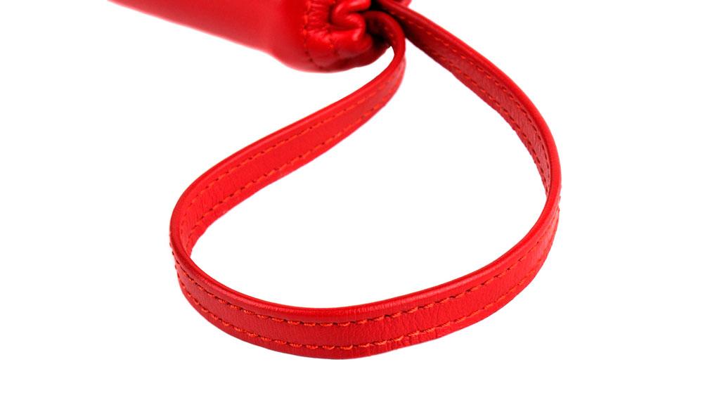 Лападаны Dozen Premier бело-красные фиксация на запястье