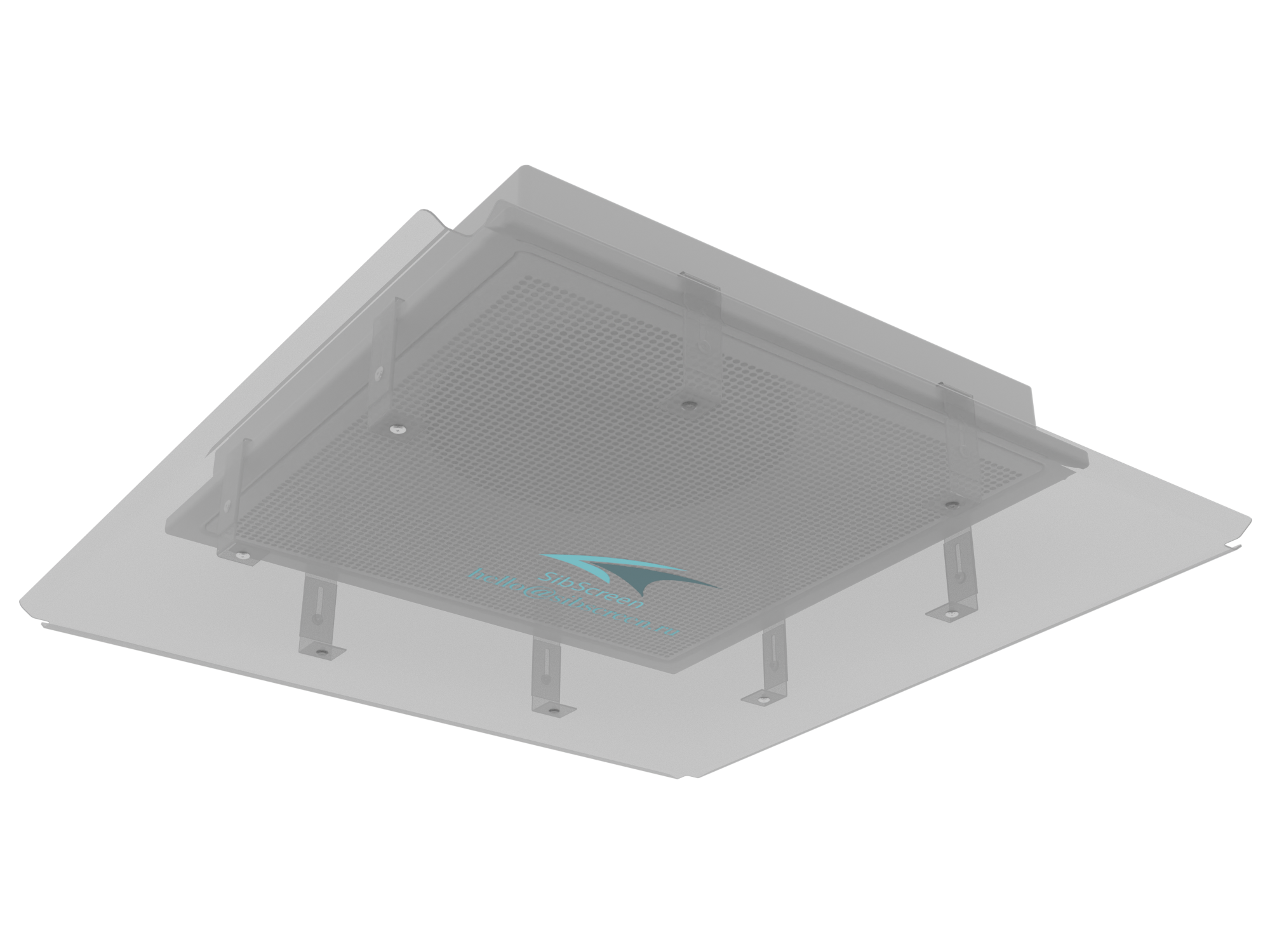 """Защитный экран """"SibScreen"""" для вентиляционной решетки"""
