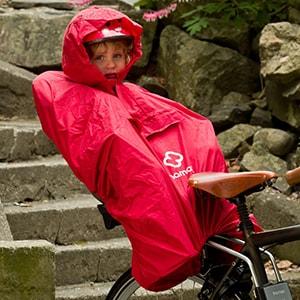 Дощовик для дитини на велокріслі