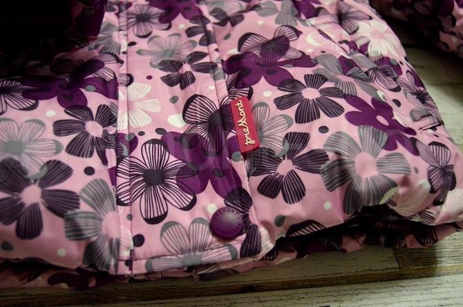 Нижняя часть куртки от комплекта Premont Орхидеи Луэр