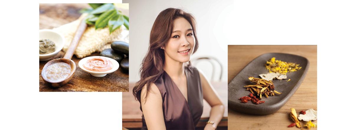 Корейские косметические средства по уходу за кожей лица