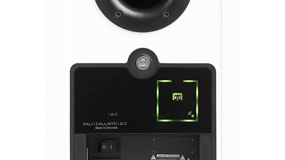 Активная полочная акустика DALI Callisto 2 C on
