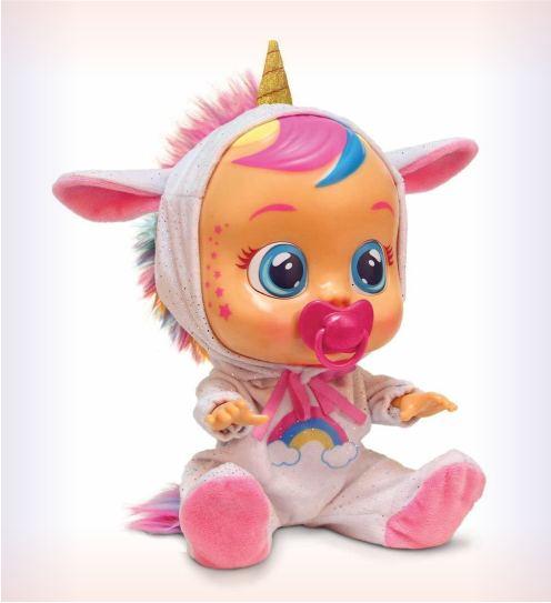 Кукла Плачущий младенец - Dreamy Единорог