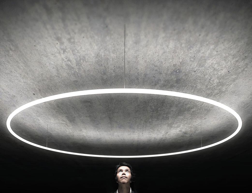 Светильники Alphabet of Light от Artemide