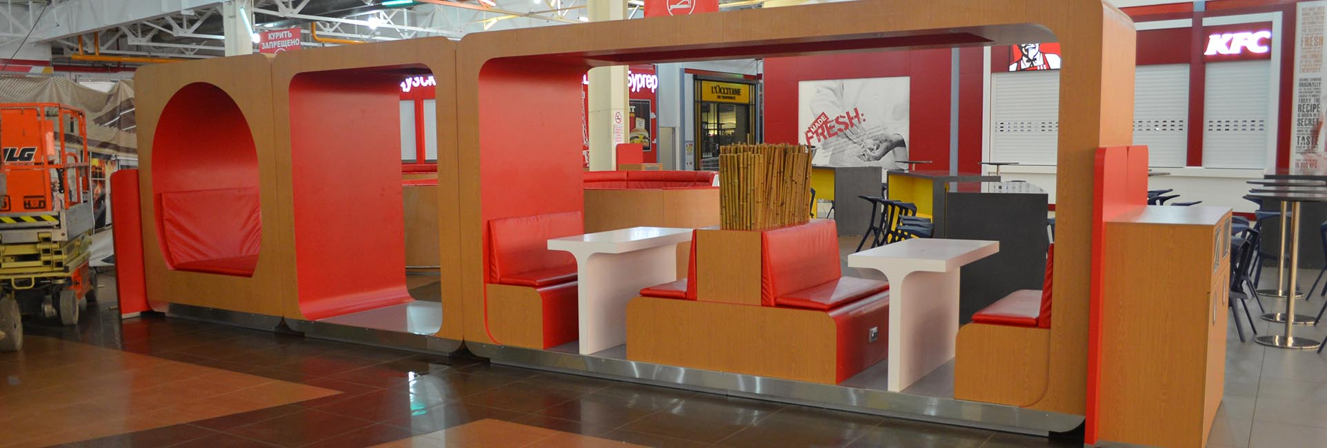 Проектируем, изготавливаем и монтируем столярные изделия для торговых центров