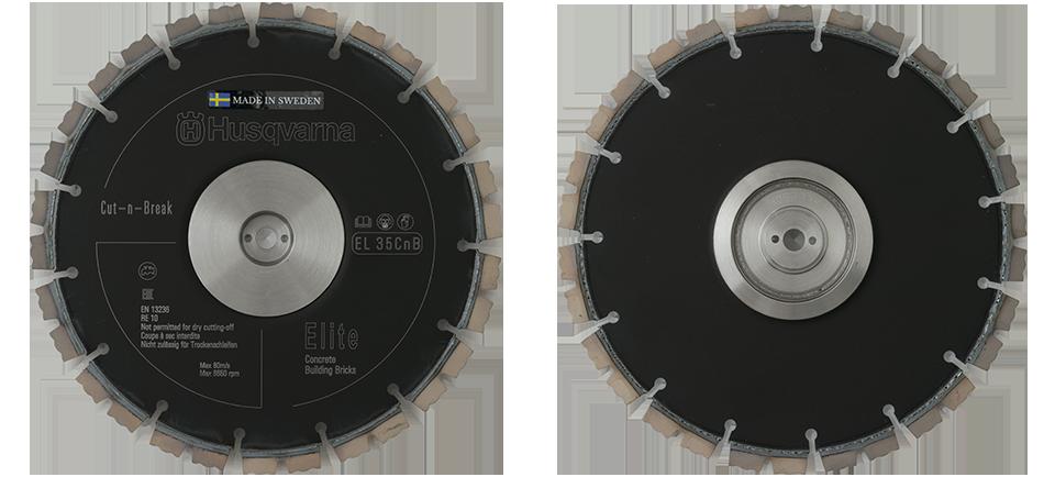 Набор алмазных дисков EL35 CnB