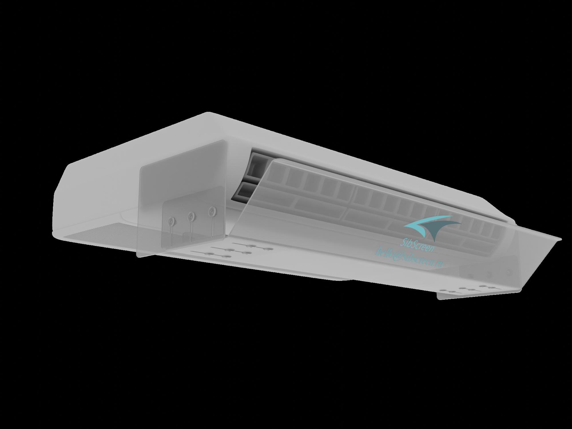 """Защитный экран """"SibScreen"""" для напольно-потолочного кондиционера"""
