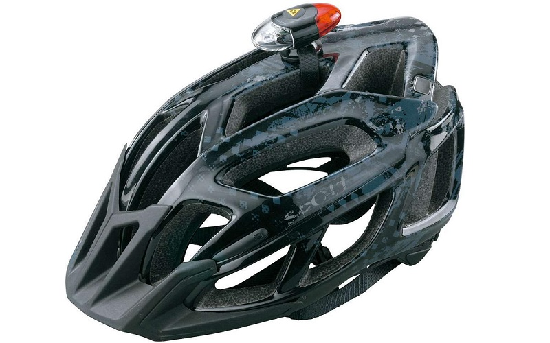 Маячок на шлеме