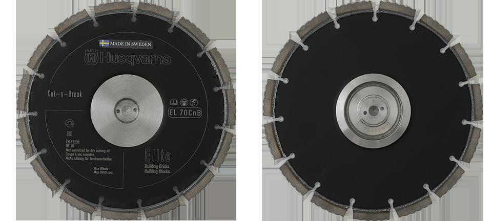 Набор алмазных дисков EL70 CnB