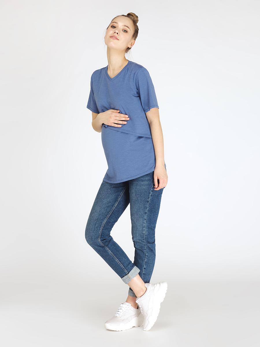 Рубашка - удобная одежда для кормящих - фото 2