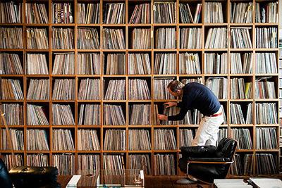 С чего начать коллекционирование виниловых пластинок