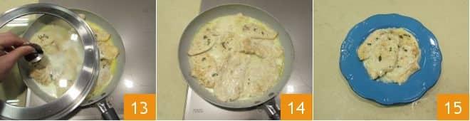 Куриная грудка в молоке рецепт пошагово