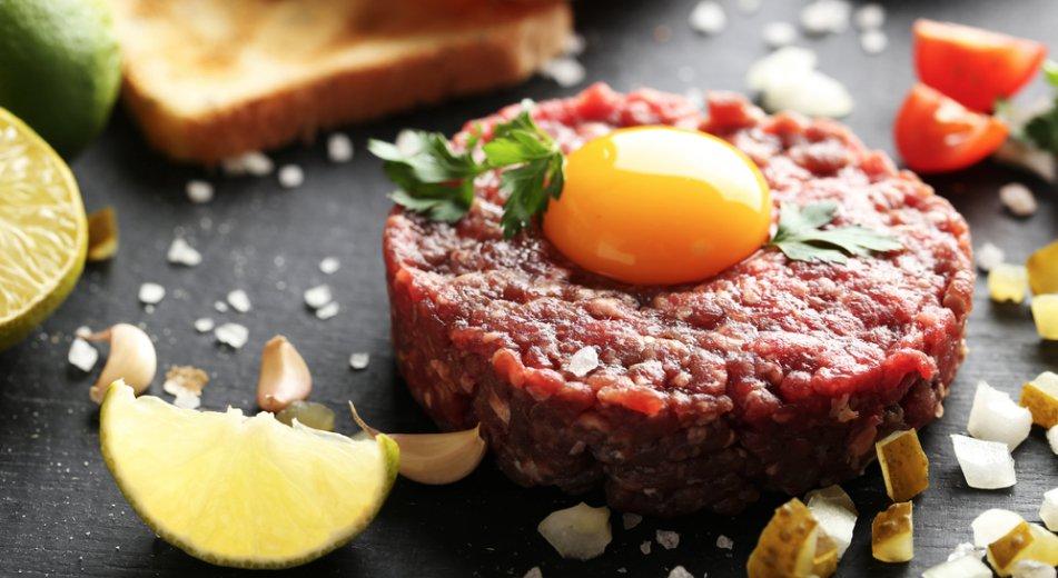 Тартар из говядины