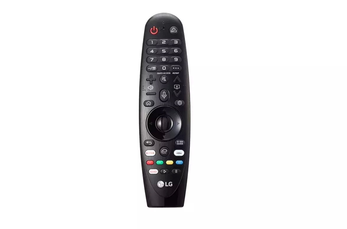Фото пульта LG Magic Remote
