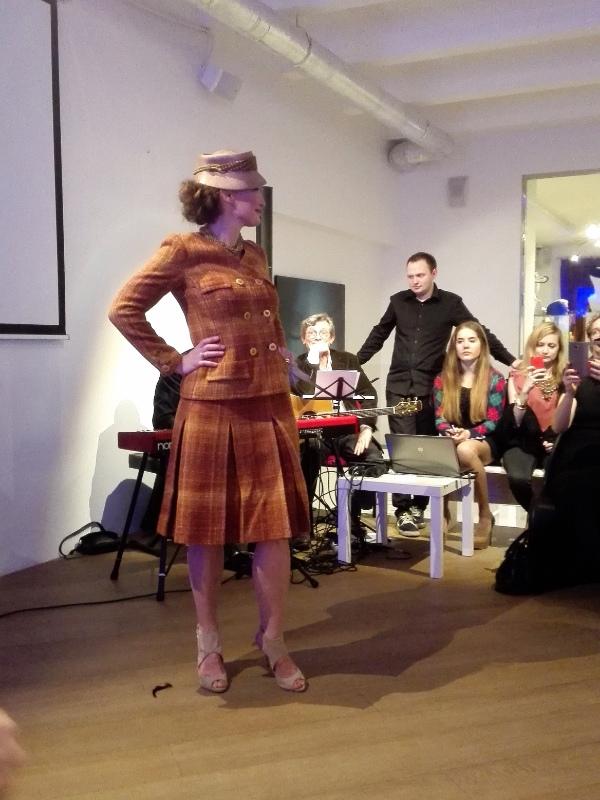 французский винтажный вечер, организованный Мастерской 46