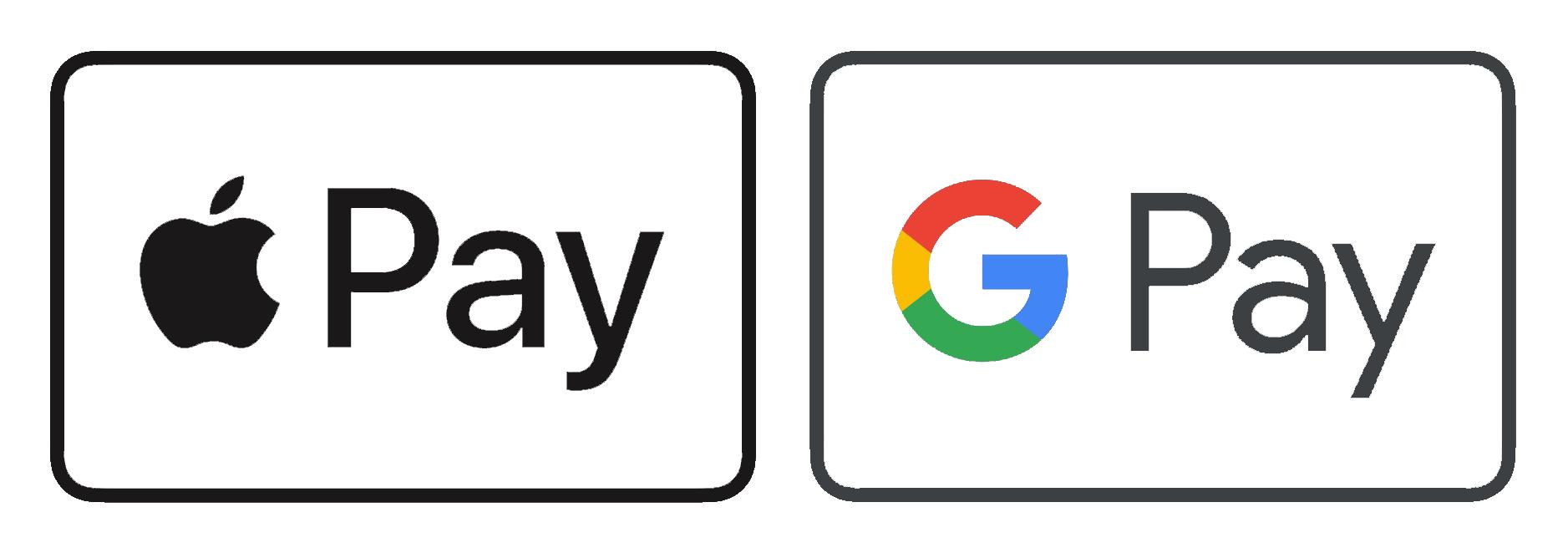 Aple Pay/Google Pay