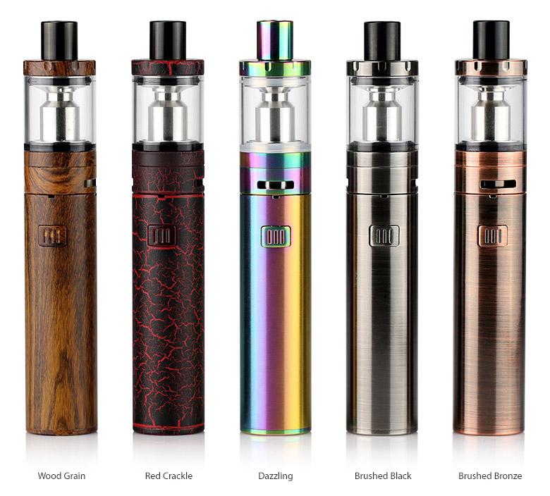 Новые цвета Eleaf iJust S Kit