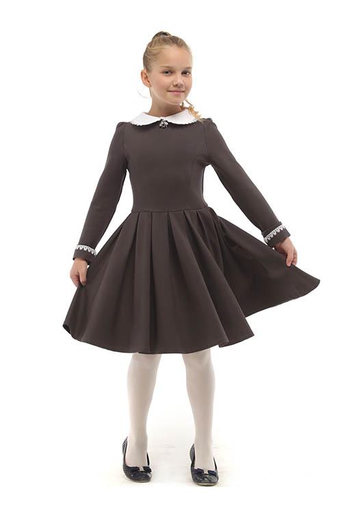 Красивые платья для школы