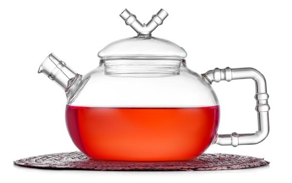 Оригинальная модель стеклянного чайника