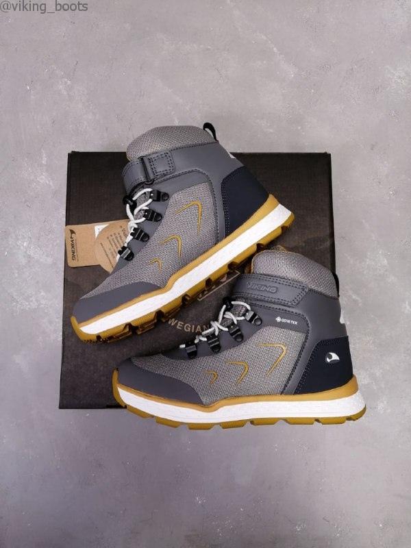 Ботинки Viking Liam GTX Grey/Granite