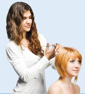 Пример индивидуального плаката для парикмахерской
