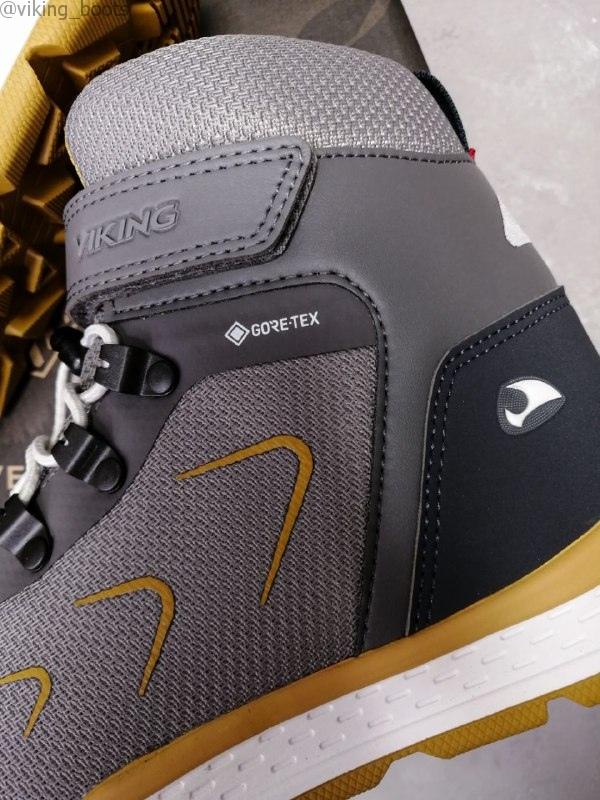 Ботинки Viking Liam GTX Grey/Granite (Викинг)