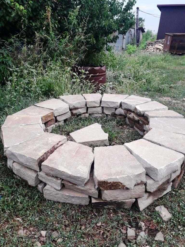 Камень для костра