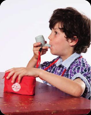дыхательный тренажер пари о рэр