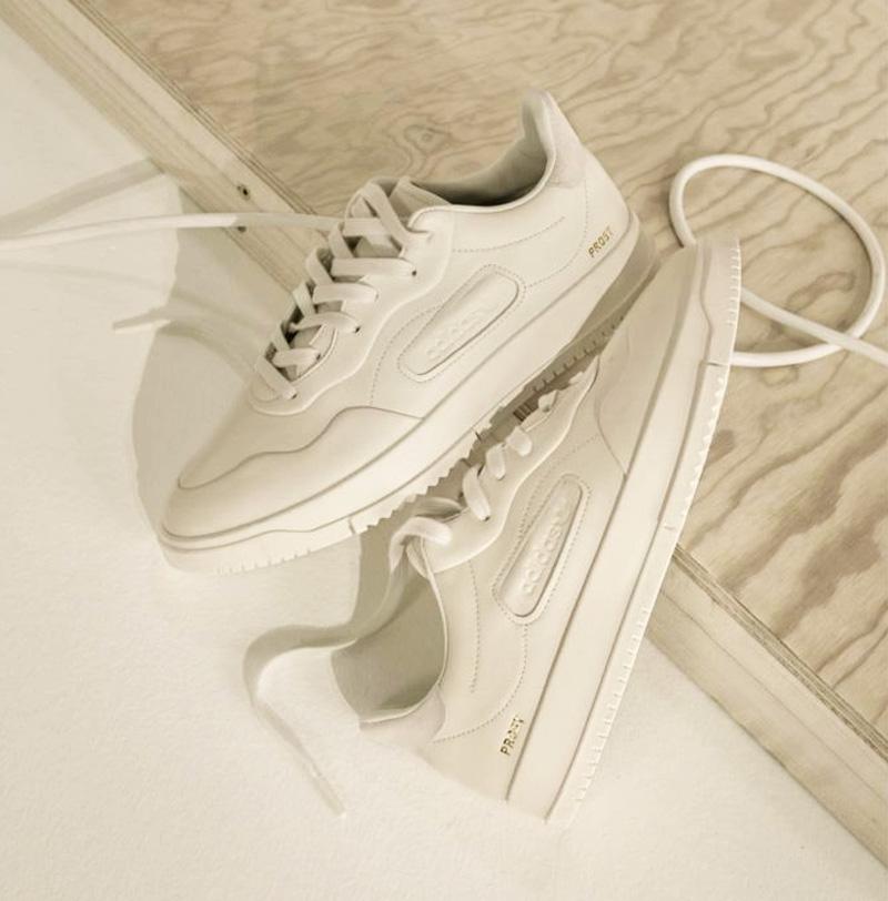 Отбелить подошву кроссовок - 3