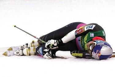 травмы лыжи