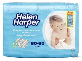 Helen harper. Пеленки впитывающие