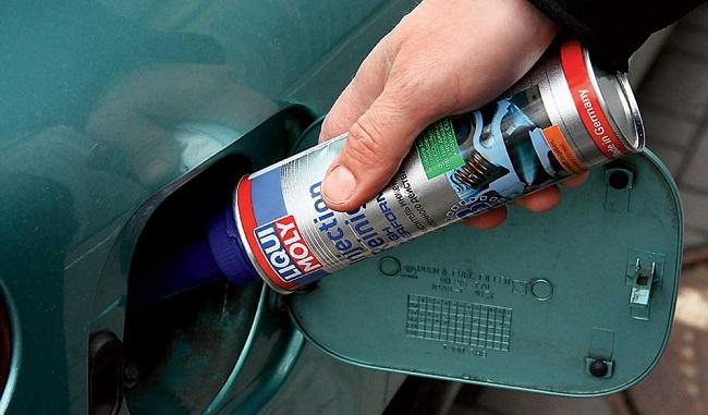 Присадка для чистки инжектора